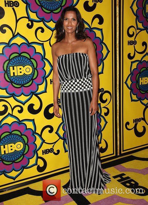 Padma Lakshmi HBO's Annual Emmy Awards Post Awards...