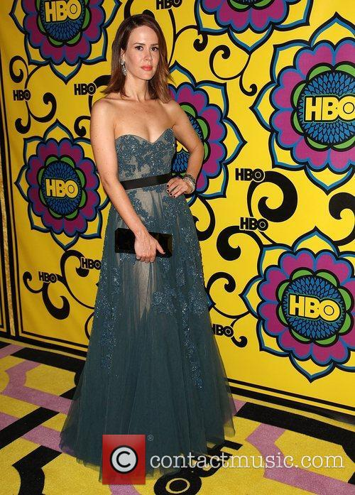 Sarah Paulson HBO's Annual Emmy Awards Post Awards...