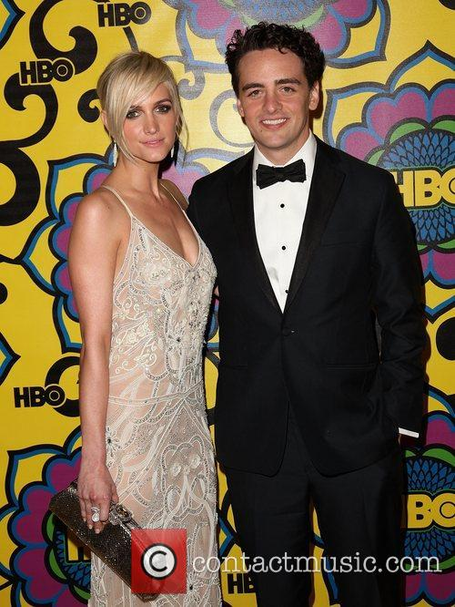 Ashlee Simpson and Vincent Piazza 1