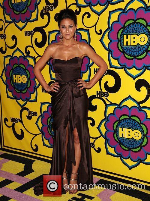 Emmanuelle Chriqui HBO's Annual Emmy Awards Post Awards...