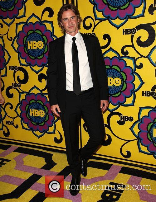 Sam Trammell HBO's Annual Emmy Awards Post Awards...