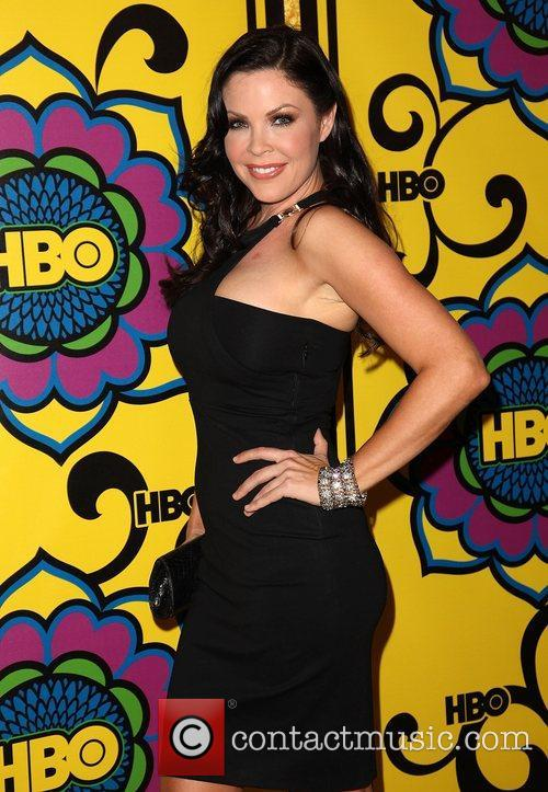 Christa Campbell  HBO's Annual Emmy Awards Post...