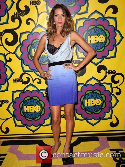 Dawn Olivieri HBO's Annual Emmy Awards Post Awards...