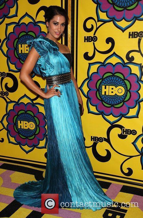 Janina Gavankar and Emmy Awards 2