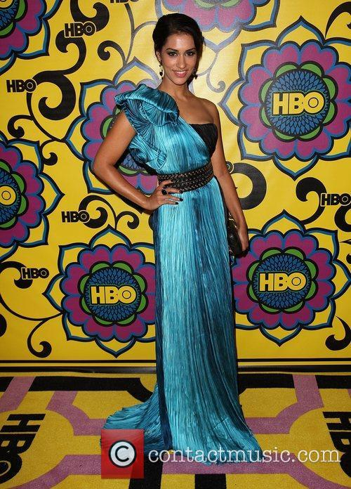 Janina Gavankar and Emmy Awards 1