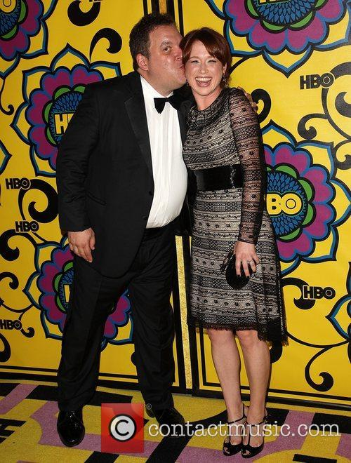Jeff Garlin, Ellie Kemper and Emmy Awards 1