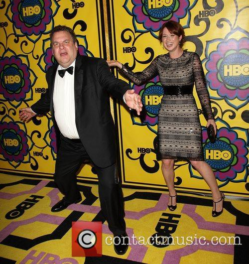 Jeff Garlin, Ellie Kemper and Emmy Awards 2