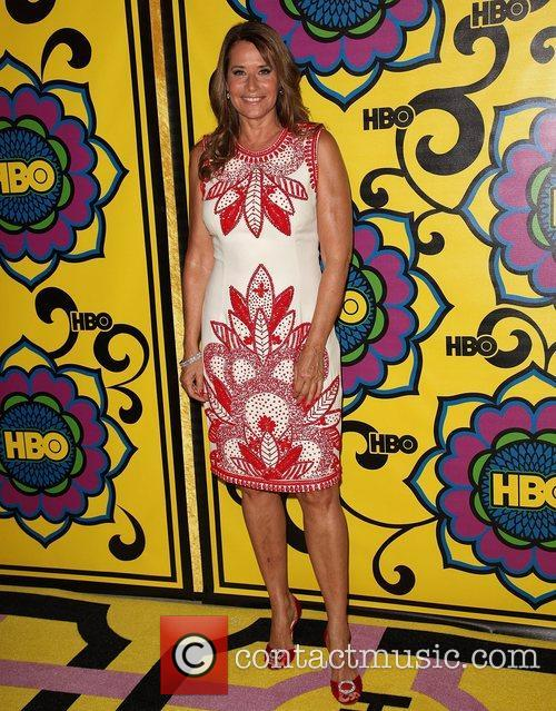 Lorraine Bracco HBO's Annual Emmy Awards Post Awards...
