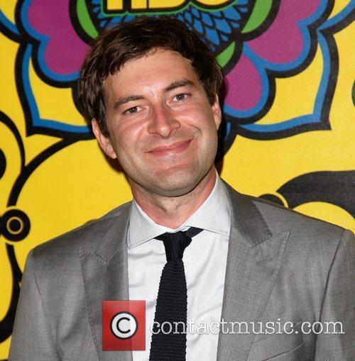 Mark Duplass HBO's Annual Emmy Awards Post Awards...