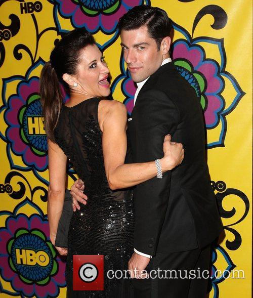 Max Greenfield HBO's Annual Emmy Awards Post Awards...