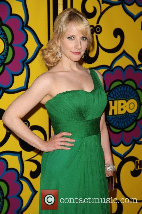 Melissa Rauch HBO's Annual Emmy Awards Post Awards...