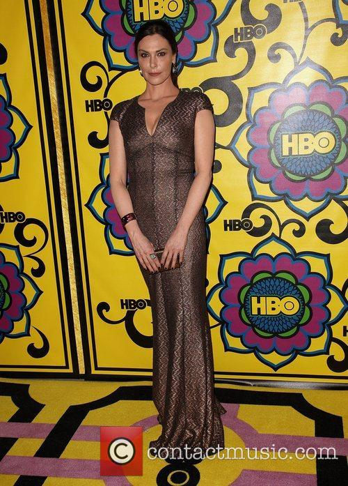 Michelle Forbes HBO's Annual Emmy Awards Post Awards...