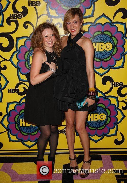 Natasha Lyonne and Chloe Sevigny HBO's Annual Emmy...