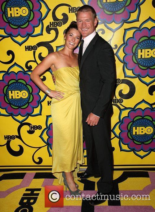 Philip Winchester and Megan 2
