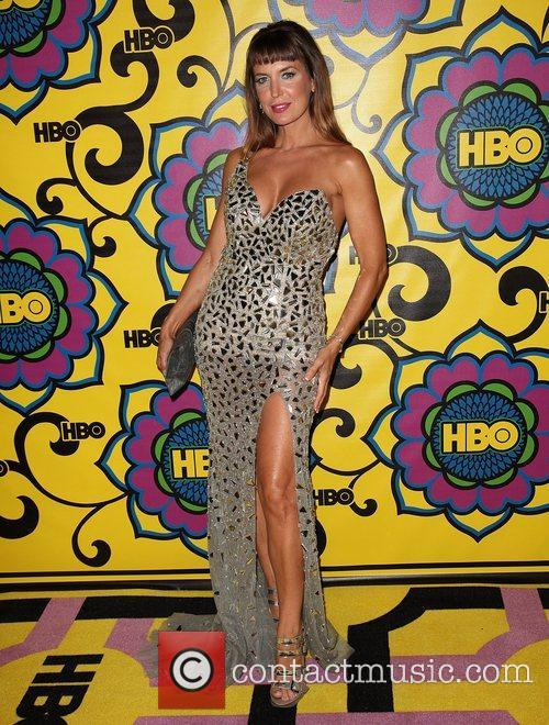 Sandra Vidal HBO's Annual Emmy Awards Post Awards...