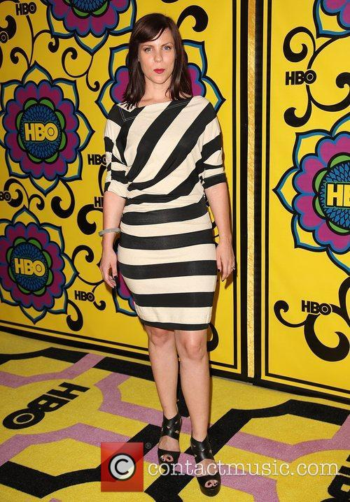 Sarah Burns HBO's Annual Emmy Awards Post Awards...
