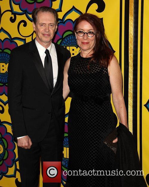 Steve Buscemi, Jo Andres and Emmy Awards 1