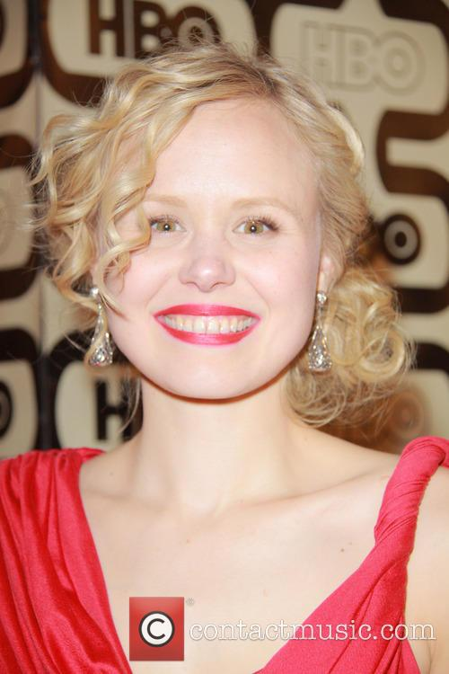 Alison Pill and Beverly Hilton Hotel 5