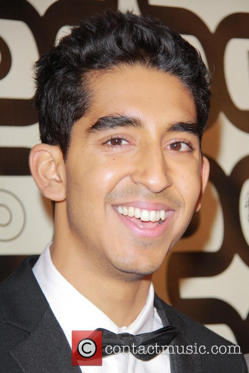 Dev Patel and Beverly Hilton Hotel 1