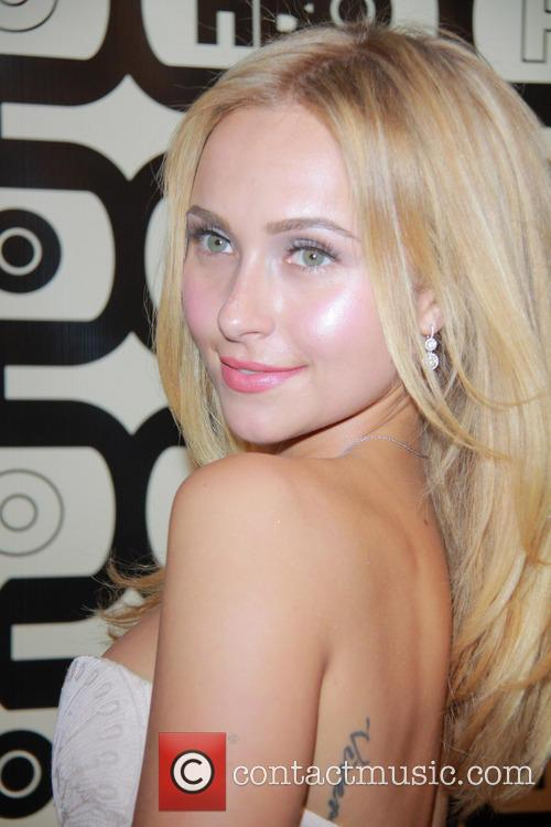 Hayden Panettiere and Beverly Hilton Hotel 7