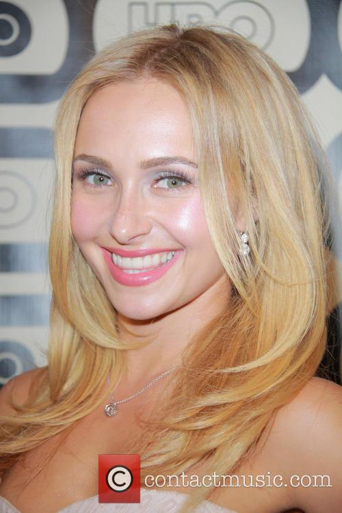 Hayden Panettiere and Beverly Hilton Hotel 1