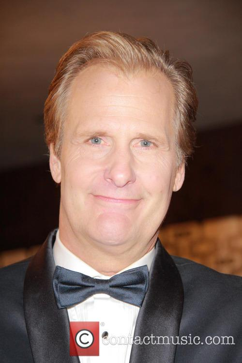 Jeff Daniels and Beverly Hilton Hotel 1