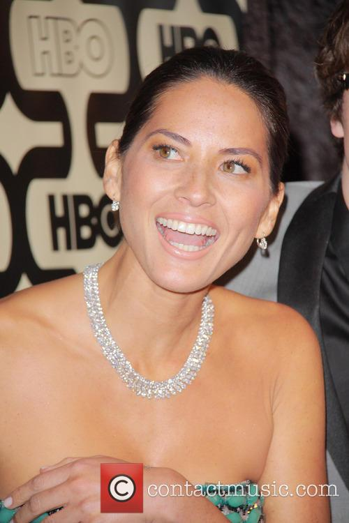 Olivia Munn and Beverly Hilton Hotel 8