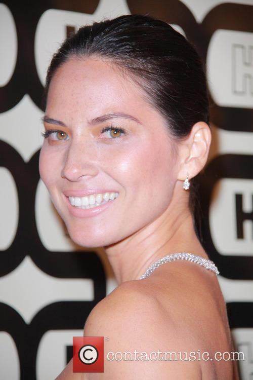 Olivia Munn and Beverly Hilton Hotel 5