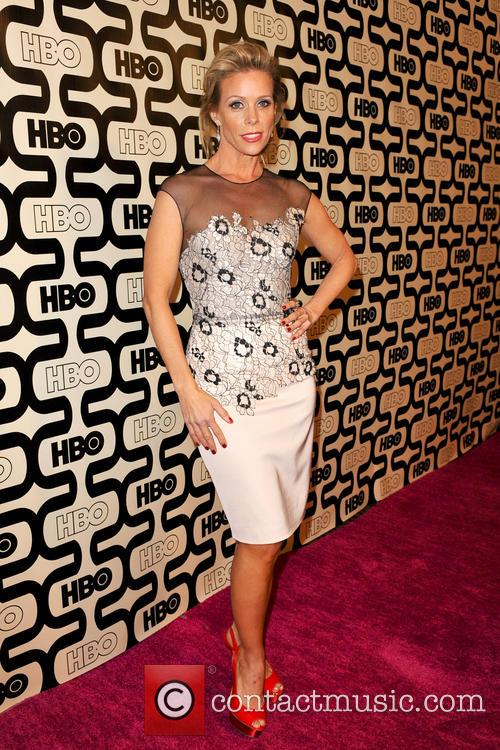 Cheryl Hines and Beverly Hilton Hotel 8