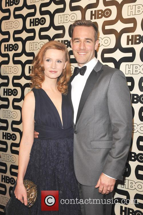 James Van Der Beek and Beverly Hilton Hotel 5