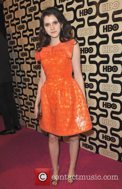 Kara Hayward and Beverly Hilton Hotel 7