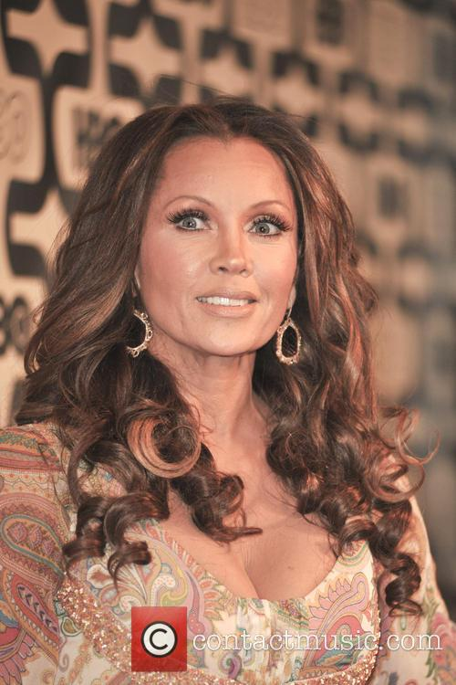 Vanessa Williams and Beverly Hilton Hotel 10