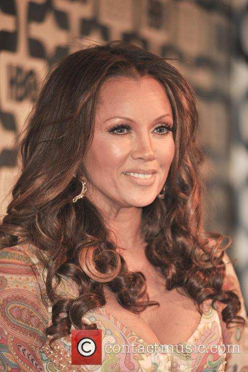 Vanessa Williams and Beverly Hilton Hotel 11