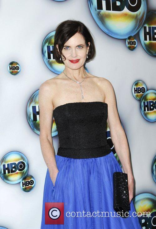 Elizabeth Mcgovern and Golden Globe 4