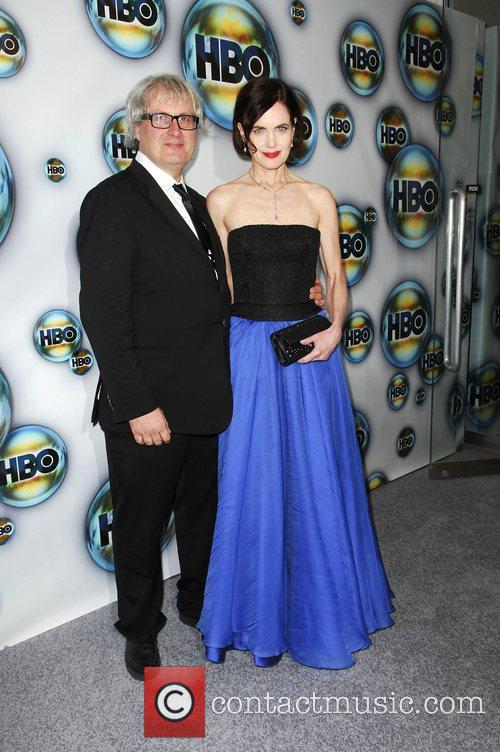 Elizabeth Mcgovern and Golden Globe 5
