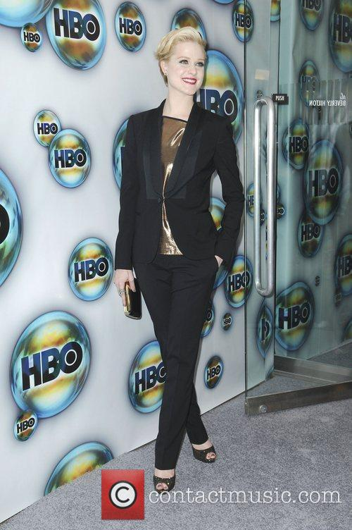 Evan Rachel Wood and Golden Globe 2