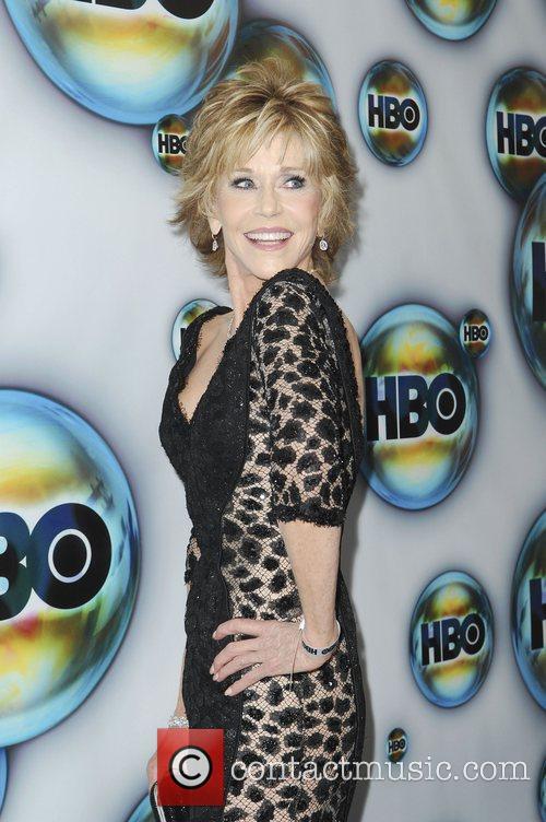 Jane Fonda  The 69th Annual Golden Globe...