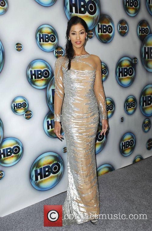 Janina Gavankar  The 69th Annual Golden Globe...
