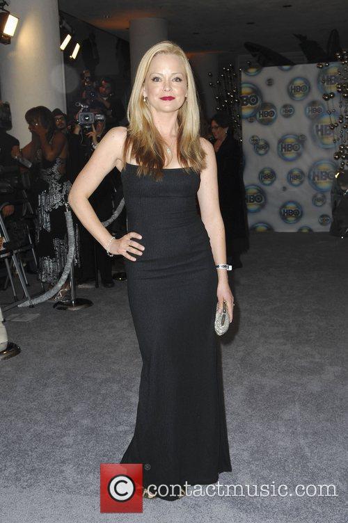 Marisa Coughlan and Golden Globe 9