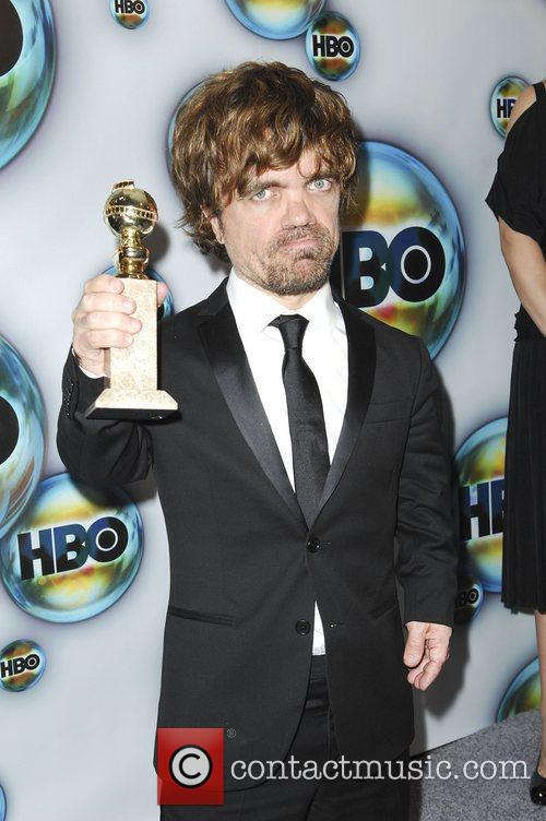 Peter Dinklage and Golden Globe 2