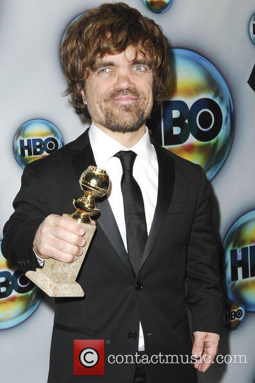 Peter Dinklage and Golden Globe 1