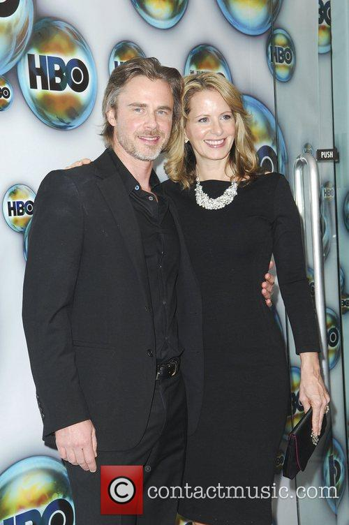 Sam Trammell, Missy Yager  The 69th Annual...