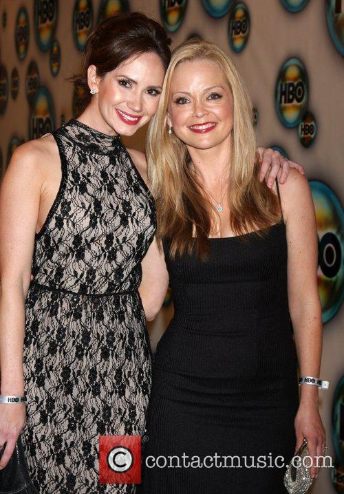 Ashley Jones and Marisa Coughlan The 69th Annual...
