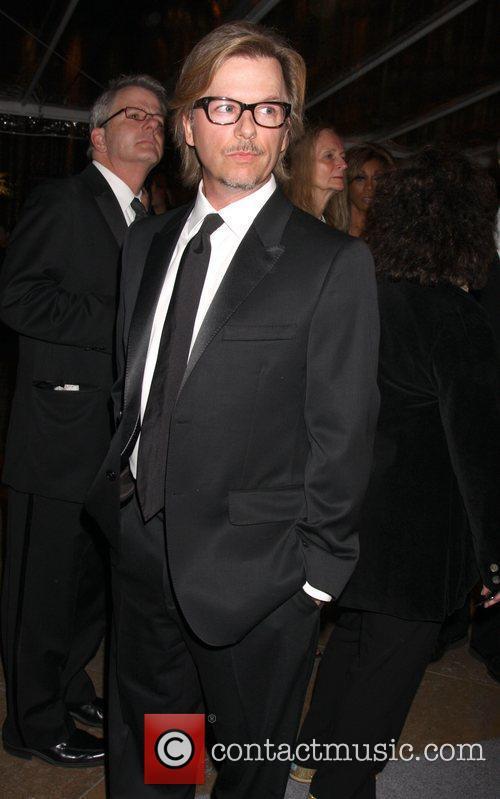 David Spade and Golden Globe 3