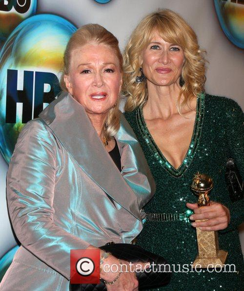 Diane Ladd and Laura Dern The 69th Annual...