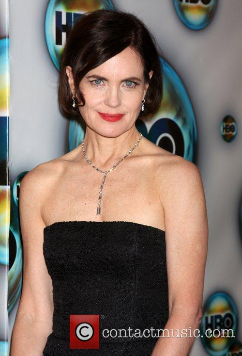 Elizabeth Mcgovern and Golden Globe 6