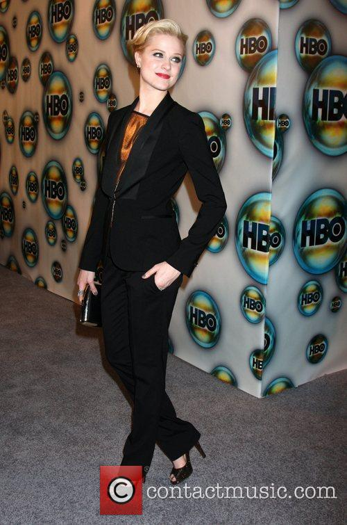 Evan Rachel Wood and Golden Globe 6