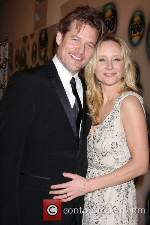 James Tupper, Anne Heche and Golden Globe 6