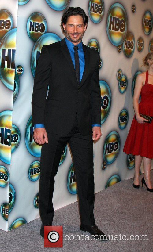 Joe Manganiello The 69th Annual Golden Globe Awards...