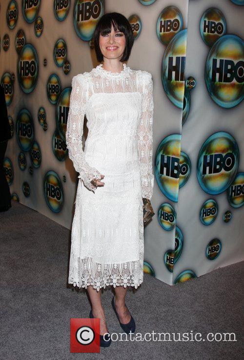 Lena Headey and Golden Globe 1